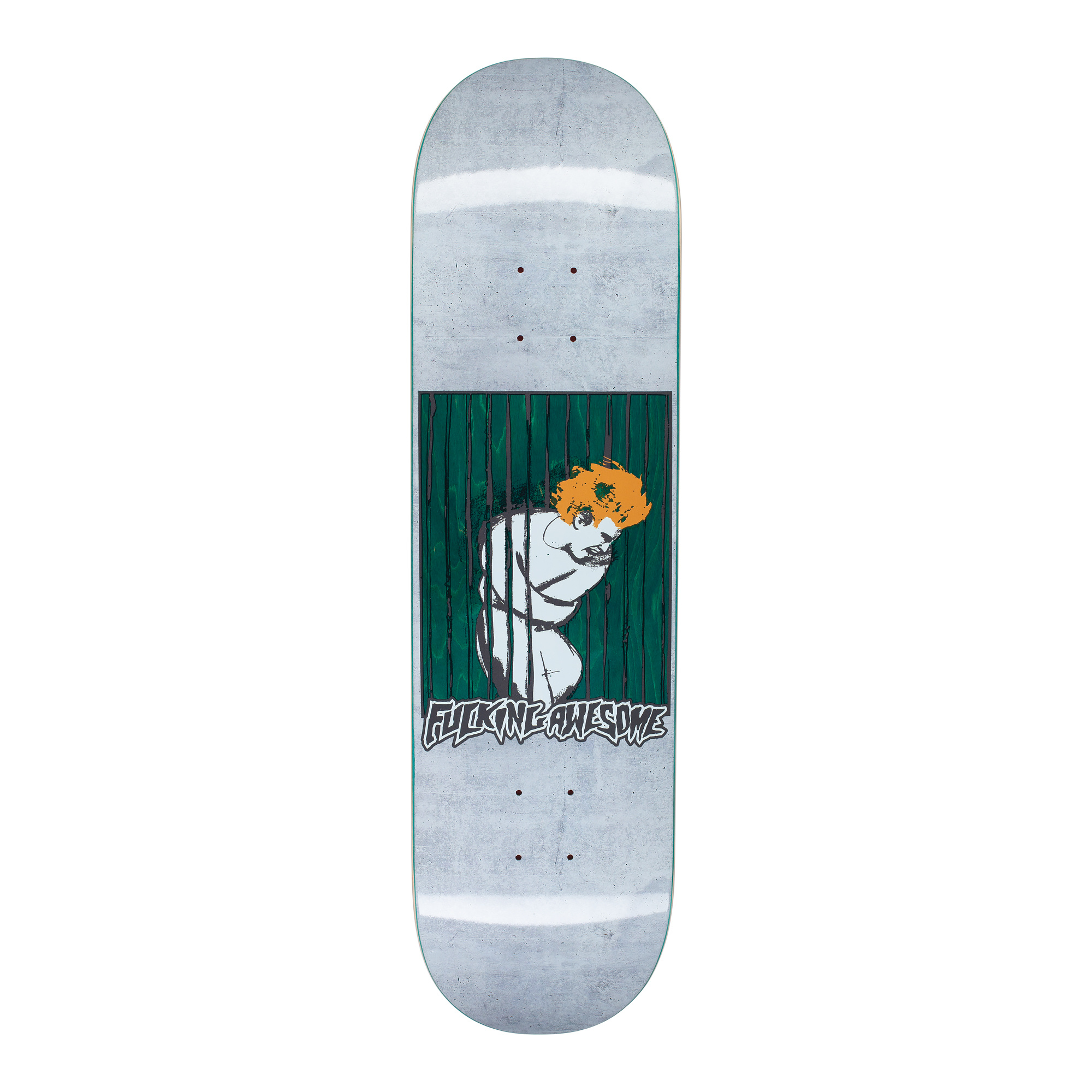 """Fucking Awesome Aiden Psych Ward Deck 8.38"""""""