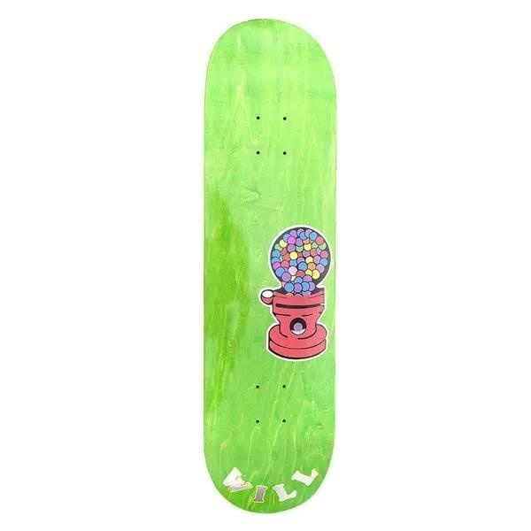 """Alltimers Willy Gumball Deck 8.25"""""""