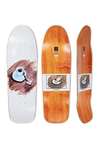 "Polar Dane Brady Cimbalino Special Shape Deck 9.75"""