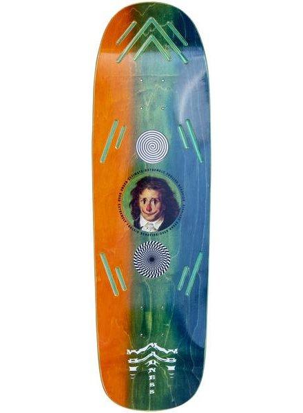 "Madness Clown Smear R7 Deck Lenticular 9.125"""