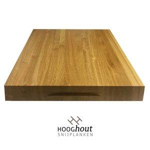 Hooghout Snijplanken Eiken houten snijplank