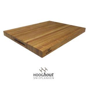 Hooghout Snijplanken Grote Houten Snijplank 60x45x4 cm