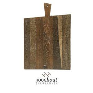 Hooghout Snijplanken Houten Broodplank / Tapasplank 50cm