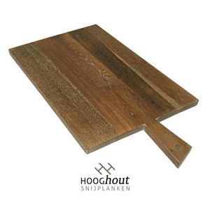 Hooghout Snijplanken Eiken houten tapasplank, broodplank