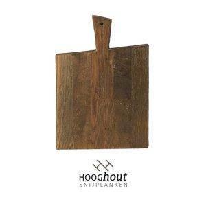 Hooghout Snijplanken Eiken houten tapasplank, broodplank  40 cm