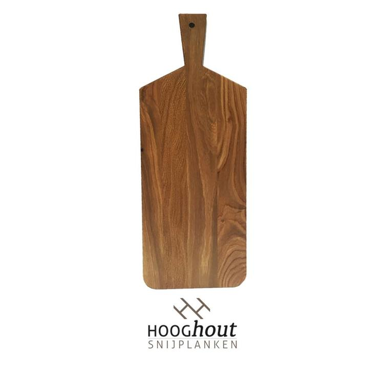 Hooghout Snijplanken Eiken houten tapas, broodplank  60cm
