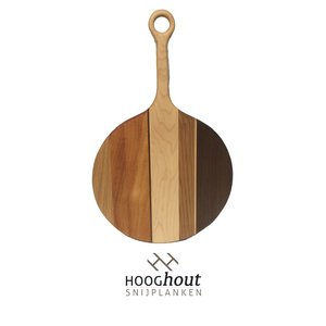 Hooghout Snijplanken Foodies Snijplank 40x30x1,5cm