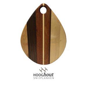 Hooghout Snijplanken Foodies Snijplank 30x24x1,5cm
