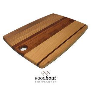 Hooghout Snijplanken Foodies Snijplank 40x27x1,5 cm