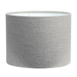RamLux Lampenschirm 20 cm Zylinder LIVIGNO Hellgrau