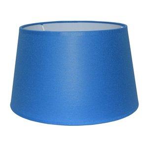 RamLux Lampenschirm 40 cm Konisch CHINTZ Blau