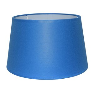 RamLux Lampenschirm 50 cm Konisch CHINTZ Blau