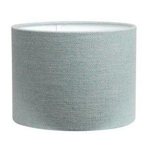 RamLux Lampenkap 70 cm Cilinder LIVIGNO Ijsblauw