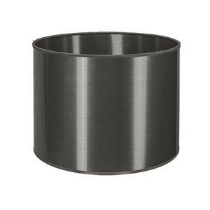 RamLux Lampenkap 40 cm Cilinder ALU Donker