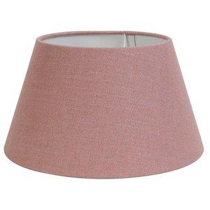 Light & Living Lampenschirm 20 cm Konisch LIVIGNO Alt Rosa