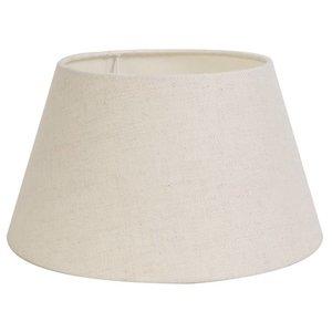 Light & Living Lampenschirm 35 cm Konisch LIVIGNO Eiweiß