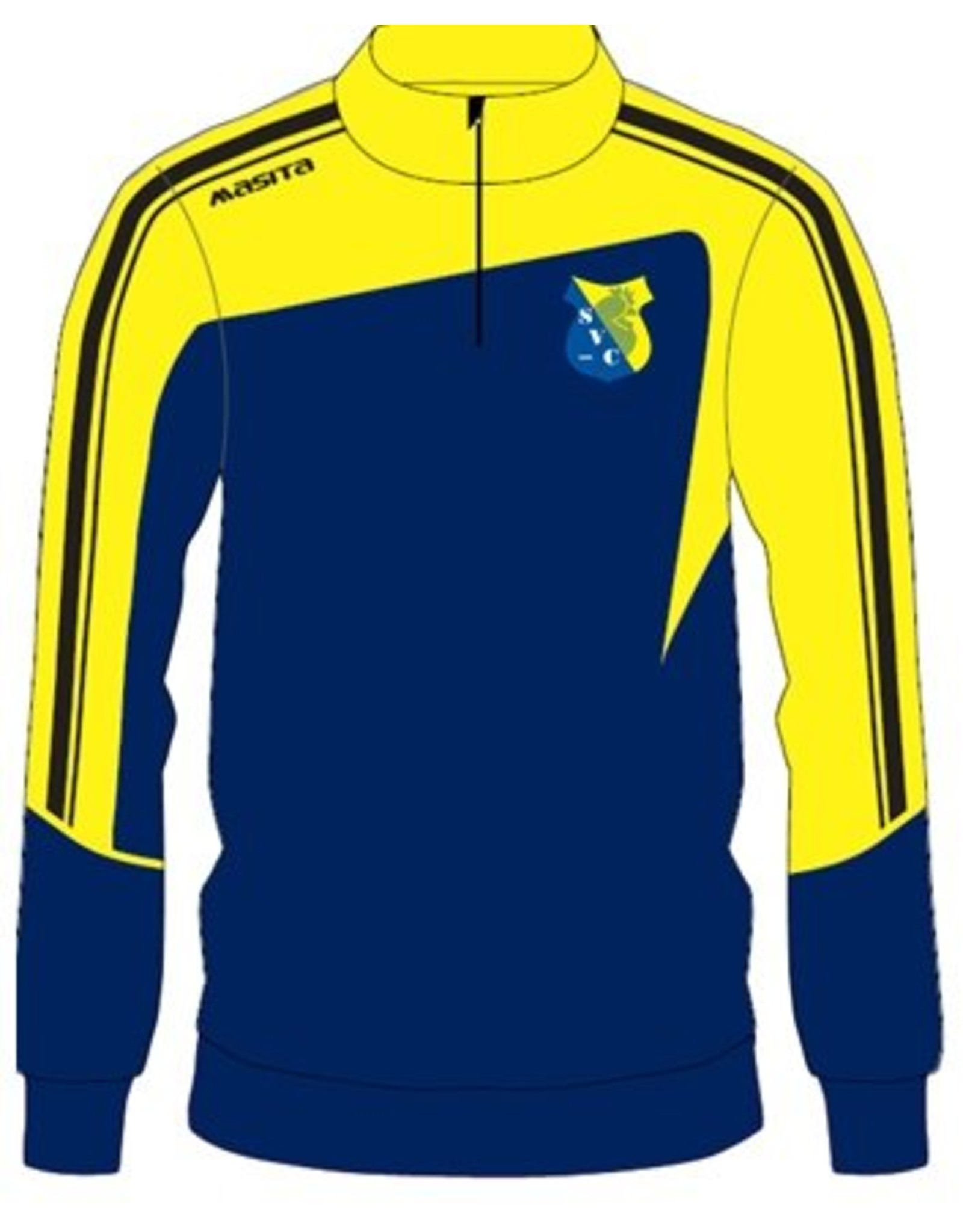 Masita SVC 2000 Zipsweater forza  junior