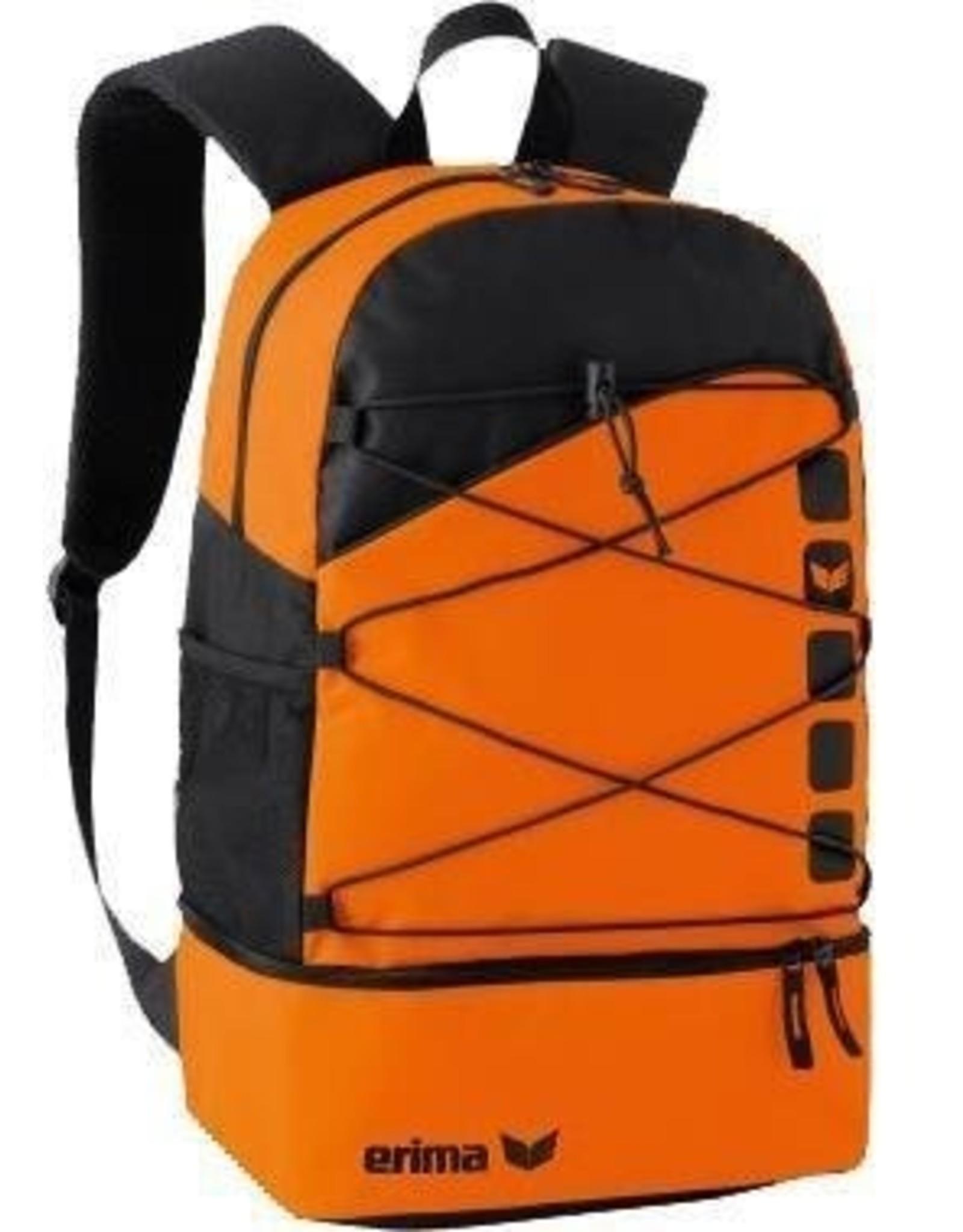 Erima Oranje Blauw'15 rugzak