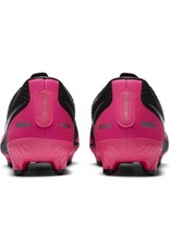 Nike Nike jr phantom gt academy fg/mg in de kleur zwart/roze.