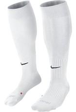 Nike  Nike Classic II Cushion Voetbalsokken Unisex WIT
