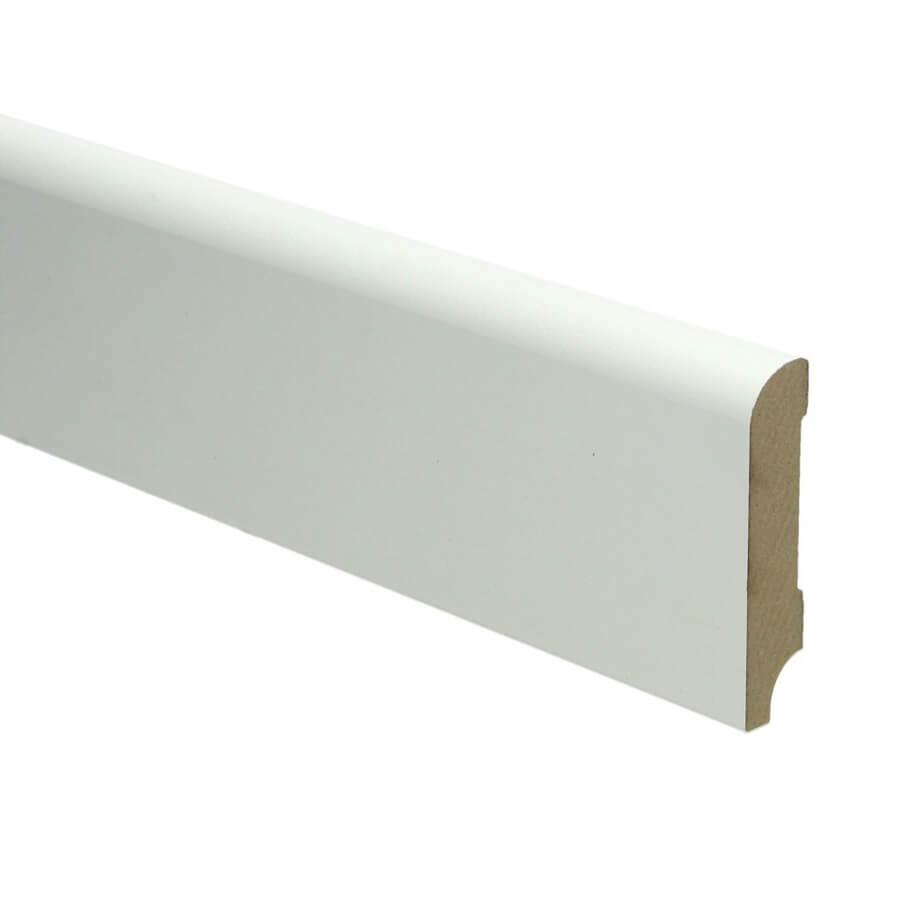 MDF Plint Koloniaal 70x15 mm RAL9010