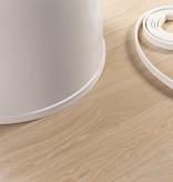 Flexibele Moderne plint  70x15 wit