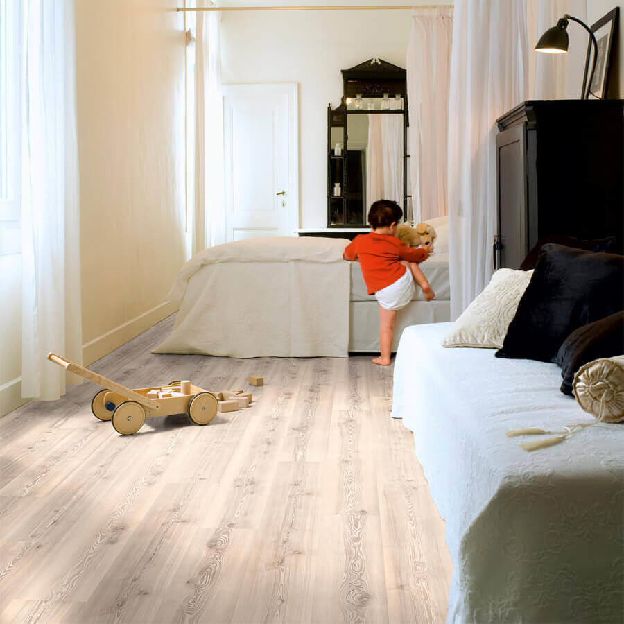 Quick step  Classic CL1486 Witte Es