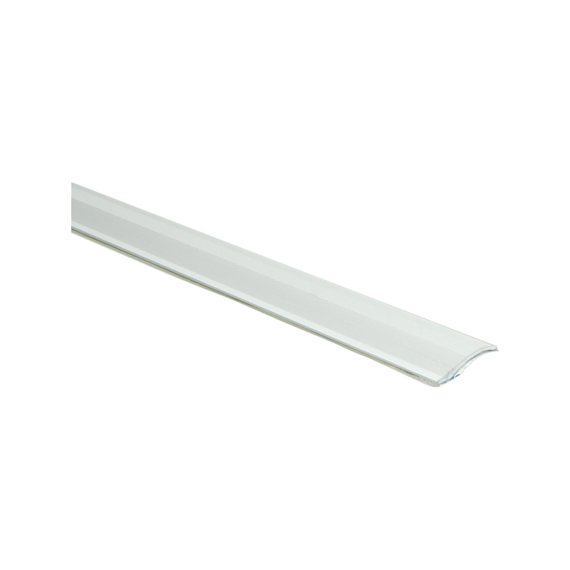 Overgangsprofiel zelfklevend 0-18 mm zilver