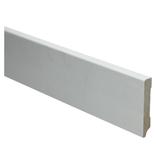 BL MDF plint 70x12 V313 wit gegrond recht