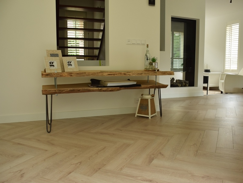 Tree Floor Visgraat XL Roble Creme ICV435