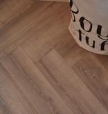 Tree Floor Visgraat XL Roble Enkel Gerookt Fijn Bezaagd ICV456