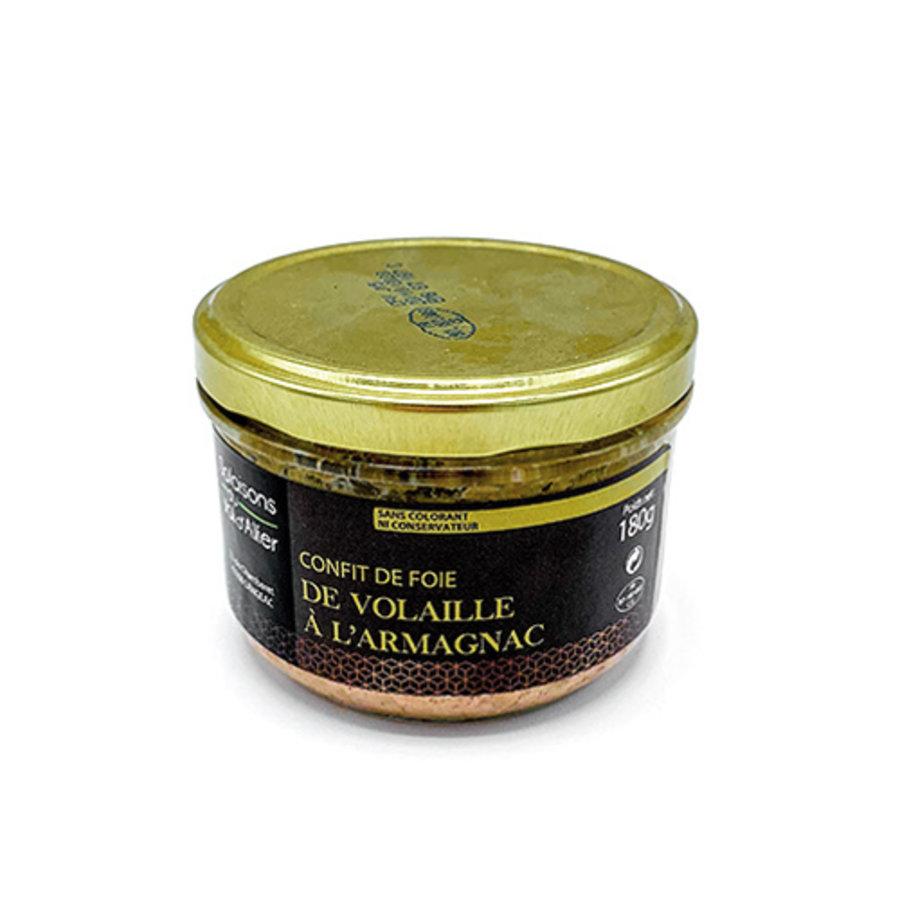 Gevogelte met Armagnac