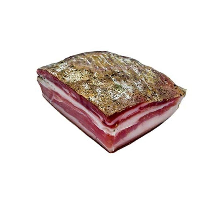 Pancheta curada (400-450 gram)