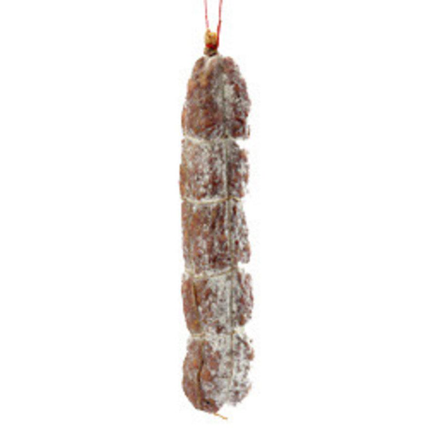 Grote droge worst  Eekhoorntjesbrood