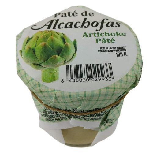 Spaanse Artisjok Paté