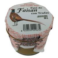 Spaanse paté van fazant en truffel