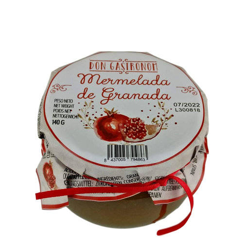 Marmelade van Granaatappel
