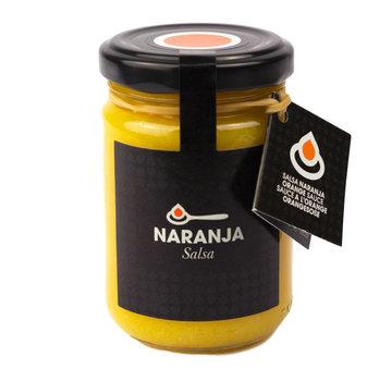 Sinaasappel salsa