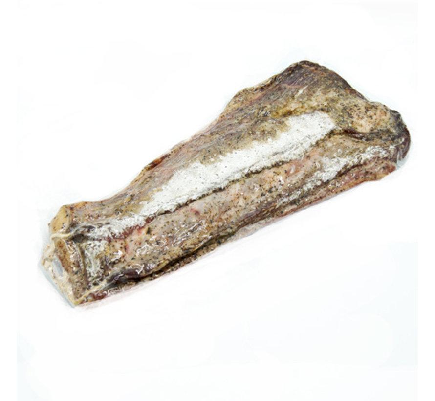 Pancheta curada (+/- 1.9 kg)