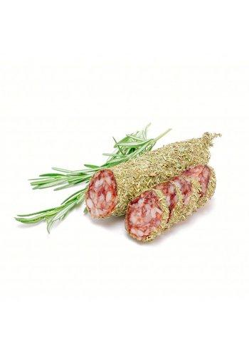 Droge worst met Provençaalse kruiden
