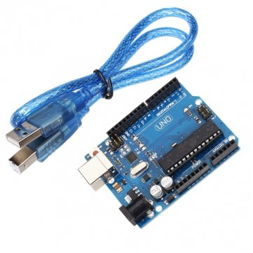 Arduino Uno R3 met USB Kabel