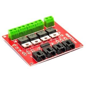 4route mosfet button