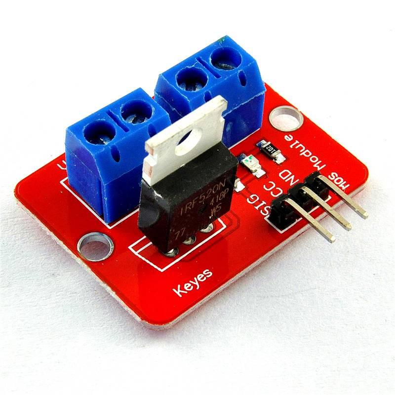 Mosfet Button IRF520