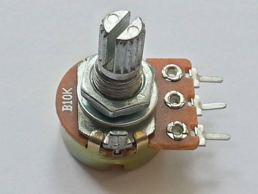 B5K Potentiometer 5K Ohm