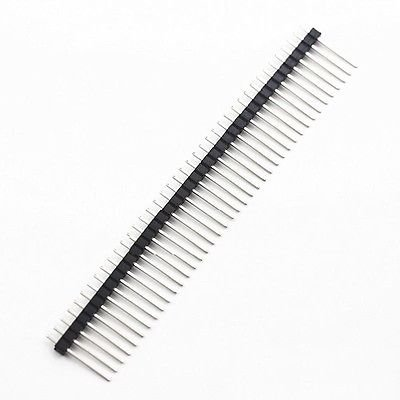 Header Male 1x40 pins extra long