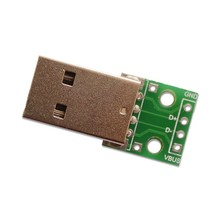 USB naar Dip Mannelijk