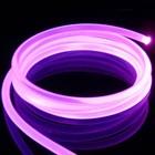 Kunststofvezel/lichtvezel Side Glow