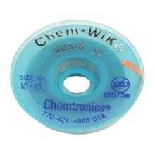 Chemtronics Chemtronics Desoldering Ribbon W: 0.76mm; L: 1.5m