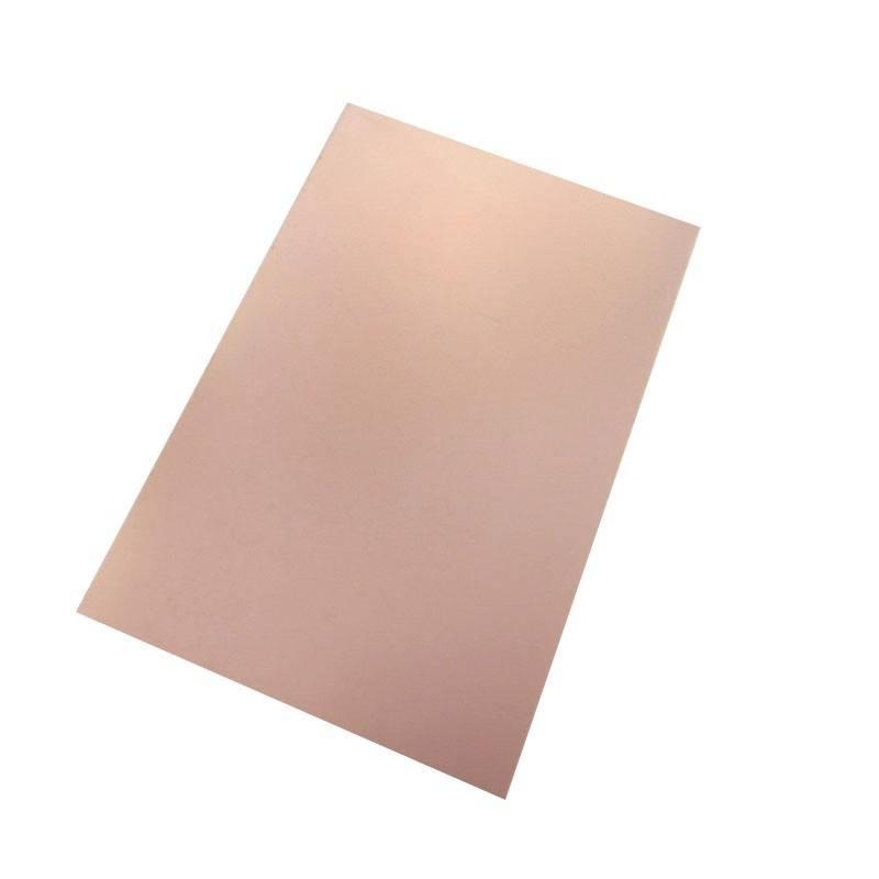 Copper PCB eurocard 100x160