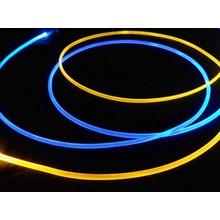 PMMA Plastic fiber / light fiber 2.5 mm to 1 m Side Glow